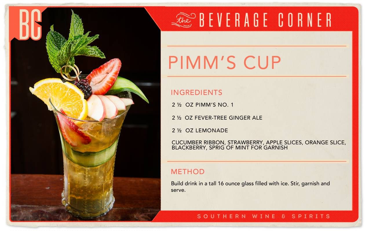 From our friends across the pond, Pimm's No. 1 is a popular gin-based, herbal infused liqueur, and the foundation for England's classic summertime cocktail, the Pimm's Cup.