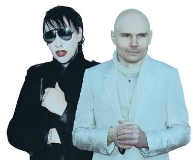 The Smashing Pumpkins & Marilyn Manson play the Joint on July 10.