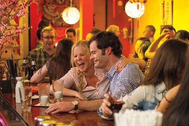 Written by Amy Schumer Trainwreck has its scattered pleasures