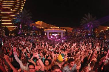 The Encore club's midnight dance 'n' dip saved Sunday nights—and then some.
