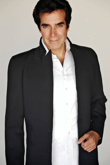 We seem to take David Copperfield for granted, with his long history of headlining Las Vegas dating back to Caesars Palace's Circus Maximus days.