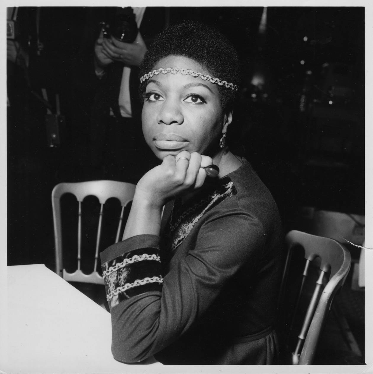 "Nina Simone, an haute couture collection made in just eight weeks and exploring the ""gay"" voice."
