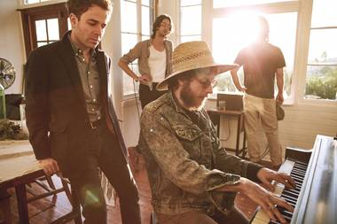 The SoCal folk-rockers play the Sayers Club on August 8.