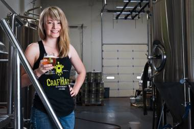 "The Australian native discusses being the first female head brewer in Nevada and how the U.S. is making ""the best beer in the world."""