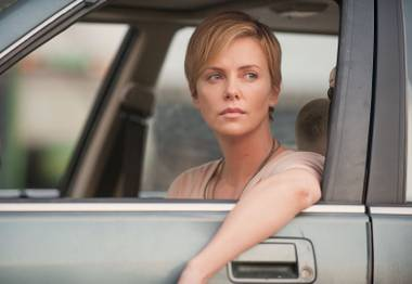 The murder mystery staring Charlize Theron is ultimately unsatisfying.
