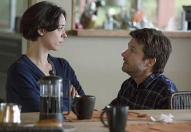 Jason Bateman and Rebecca Hall star in The Gift.