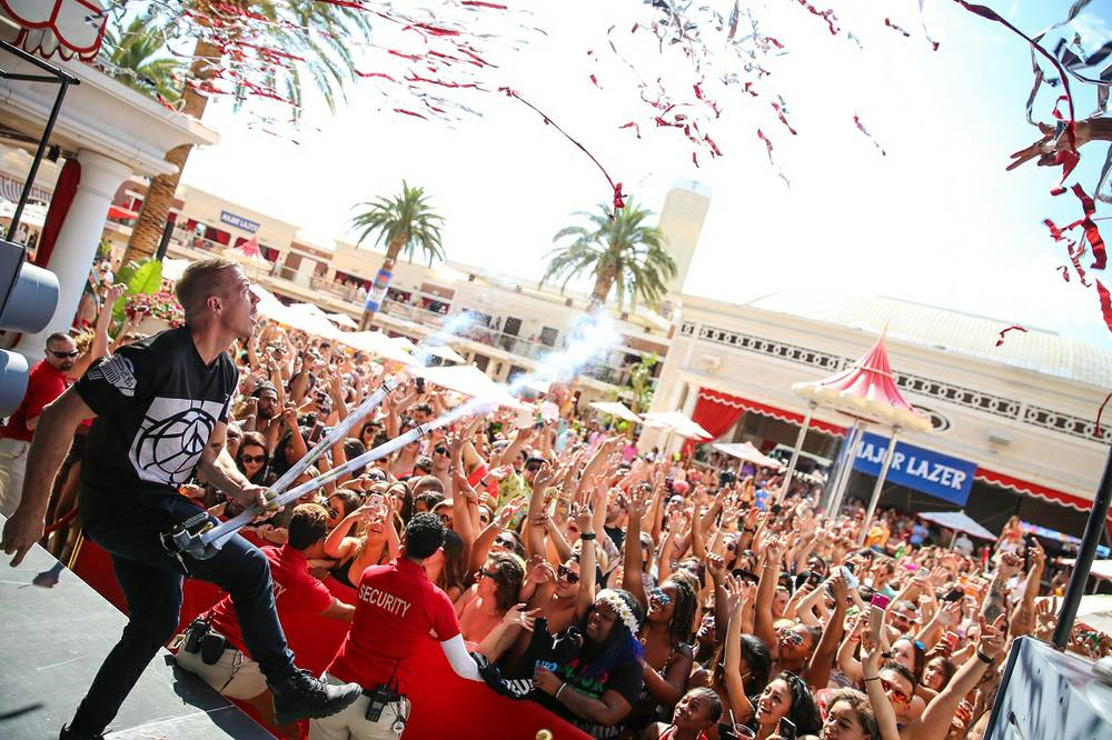 Diplo Brings His Mad Decent Block Party Back To Encore Beach Club August 28