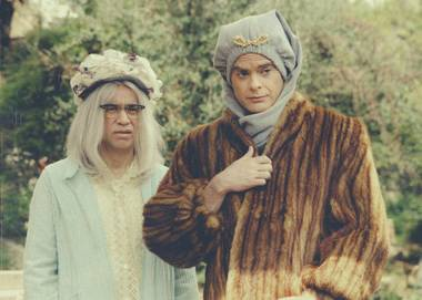 Fred Armisen and Bill Hader in Documentary Now!.