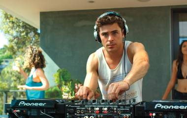WAYF is set up like an EDM version of Entourage.