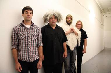 The Melvins play the Sayers Club at SLS on August 29.