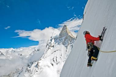 For audiences fascinated by mountain climbing, it's worth watching on a big screen.