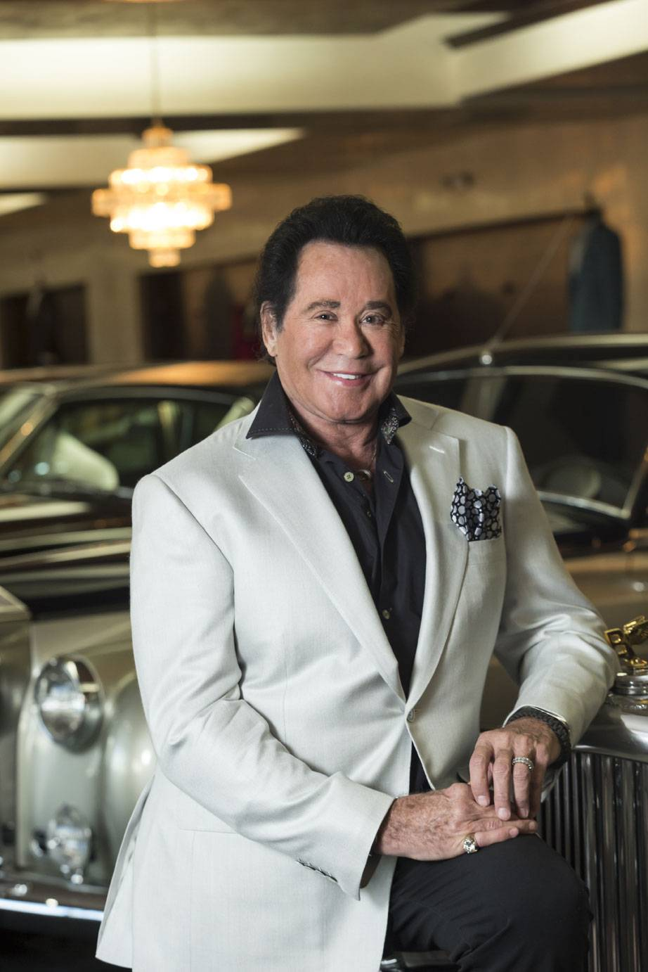 The Kats Report Wayne Newton Opens His Home To The Public