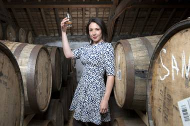 Glenfiddich ambassador Jennifer Wren likes the Vegas hustle, and the challenge of being a woman in whiskey.