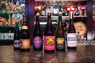 Find your sour beer at Atomic Liquors on Saturday, October 10.