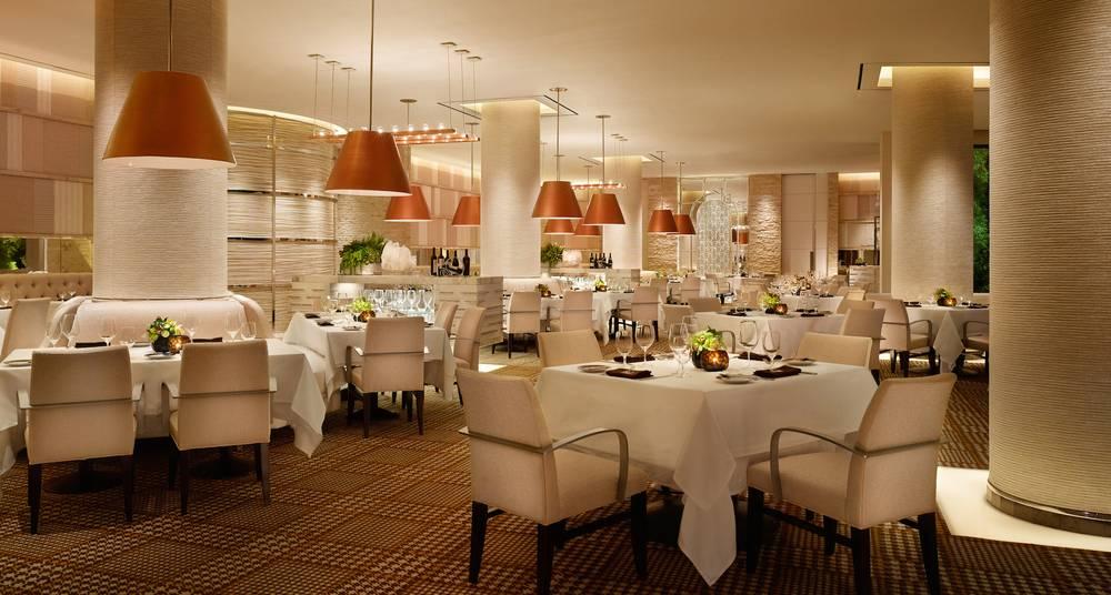 A new elegance: SW Steakhouse gets a renovation - Las ...