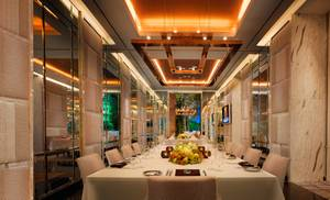 sws renovated private dining room sparkles - Private Dining Rooms Las Vegas