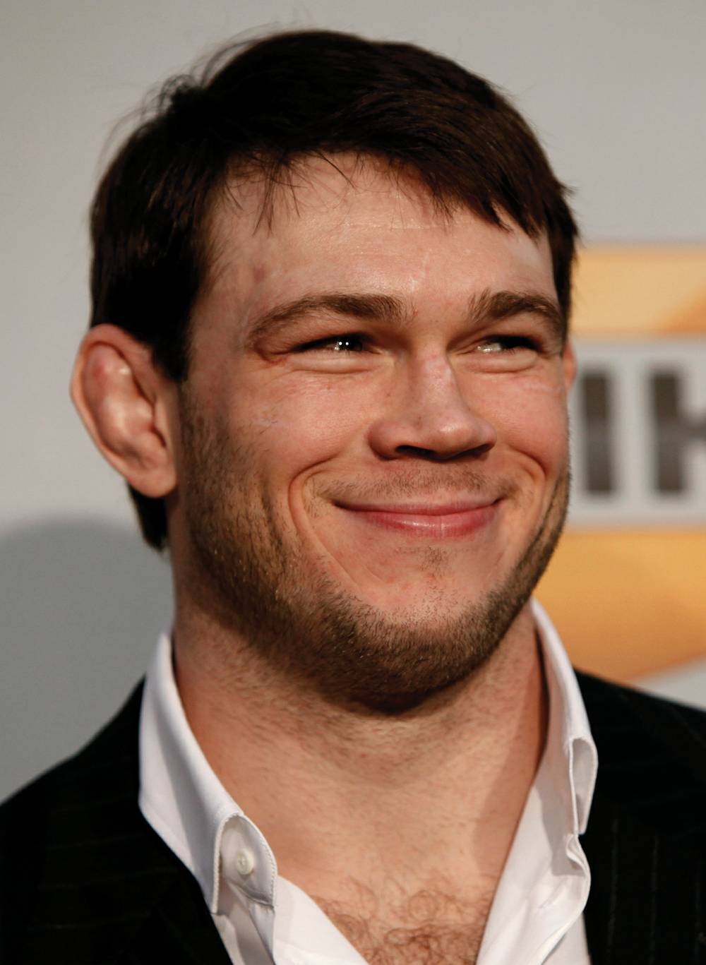 Ufc Hall Of Famer Forrest Griffin Puts A Strong Face On
