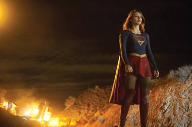 Supergirl has the same bright, geek-friendly tone that has worked so well for The Flash.