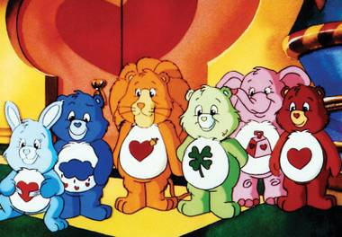 How about live-action Care Bears?