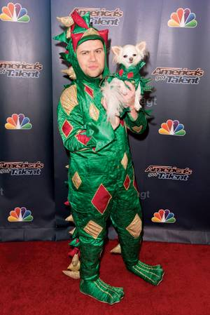 Piff and Mr. Piffles won hearts (including Heidi Klum's) on <em>AGT</em>.