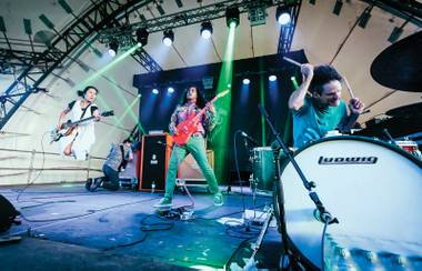 Deerhoof plays the Sayers Club Thursday night.