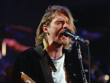 Nothing's sacred: Would Cobain have taken these works in progress out of the vault?