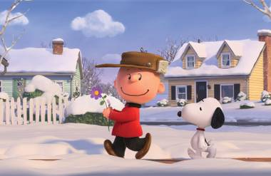 The biggest problem with The Peanuts Movie is that it doesn't have enough material to justify its feature length.