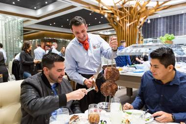 Fogo de Chão grand-opened a Downtown Summerlin location, and the Weekly was there to fill up on meat.