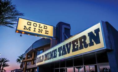 Gold Mine Tavern celebrates its big 5-0 with a golden anniversary party this weekend.