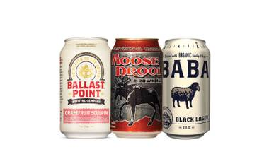 The new bar focuses on canned beer and aims to offer customers at least one variety from each state of the nation.