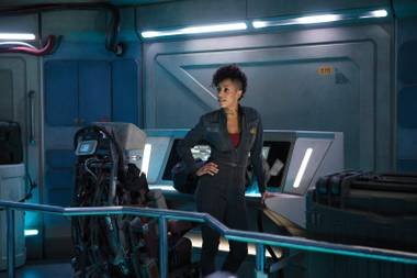 Syfy gets serious with its new series, The Expanse.