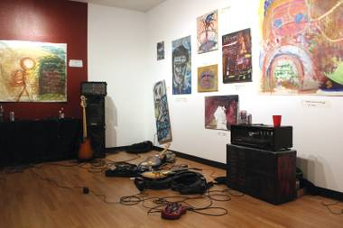 After two years in Downtown Spaces, the grassroots gallery is changing hands.