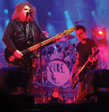 Never enough: The Cure 's 2014 setlists were absolute monsters.