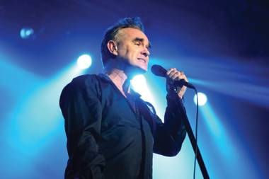 How soon is Saturday? After a series of postponements and cancellations, Morrissey's almost here.