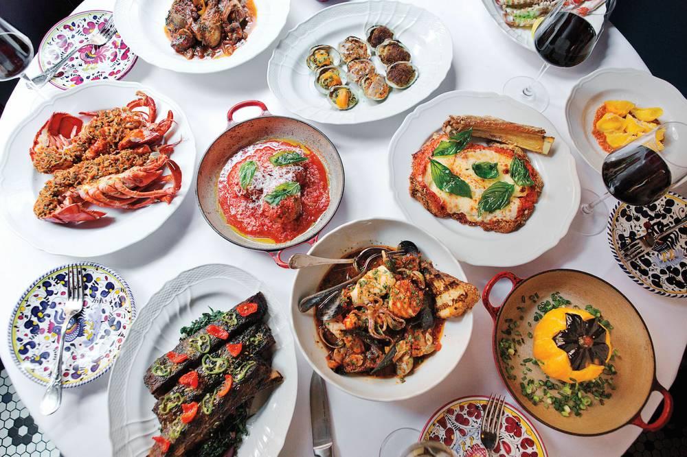 Carbone Restaurant New York