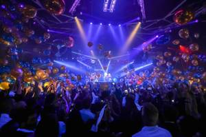 Tiësto's Birthday at Hakkasan, January 16