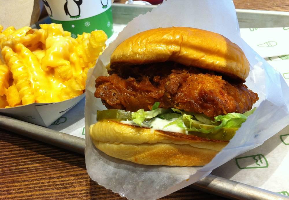 When Fried Chicken Attacks Las Vegas Weekly