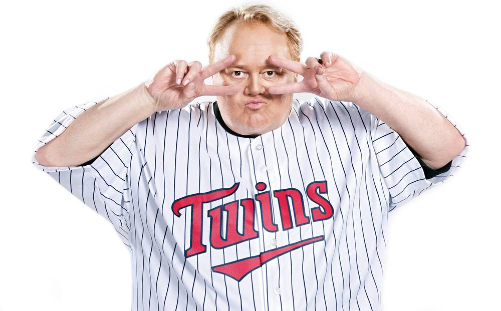 louie anderson family