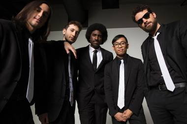 Jazz meets hip-hop for the ascending quintet, due to release its debut—and collaboration-heavy—album.