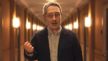 Tiny wonders: The detailed stop-motion world of Anomalisa.