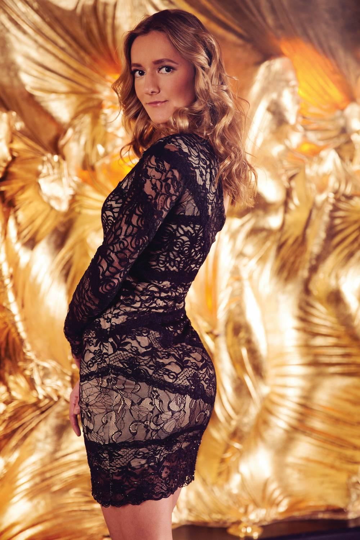 top host natalia badzjo keeps pushing at xs and at her new