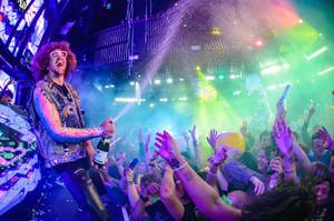 Marquee's Fifth Anniversary Party Rock Monday, January 25