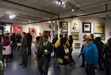 After three months without a First Friday festival, Las Vegas will see the return of the monthly arts and culture celebration in February.