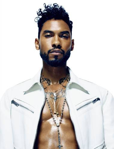 Miguel won't be confined to any musical genre.