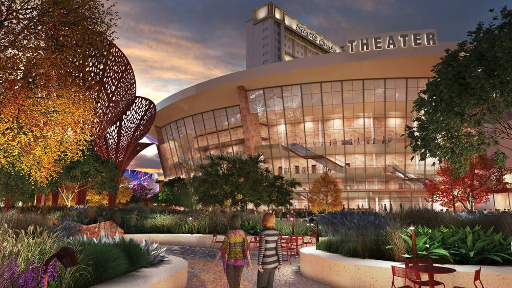 What mgm s park can learn from the linq las vegas weekly for Dining at at t park