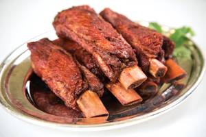 Mr Chow's spare ribs.