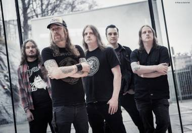 The Swedish death metal band makes its Las Vegas debut at the House of Blues this week.
