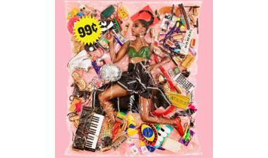 A well-crafted breath of fresh air, on which Santigold and her creative vision sound invigorated.