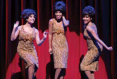 Motown the Musical takes the Reynolds Hall stage in January 2017.