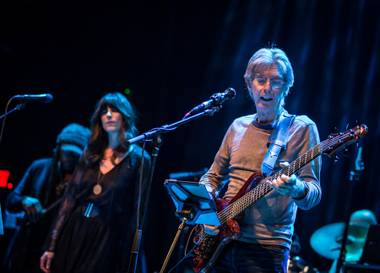 LAS VEGAS, NV - February 27, 2016: ***HOUSE COVERAGE*** Phil Lesh & Friends at Brooklyn Bowl  in Las vegas, NV on February 27, 2016. Credit: Erik Kabik Photography/ MediaPunch